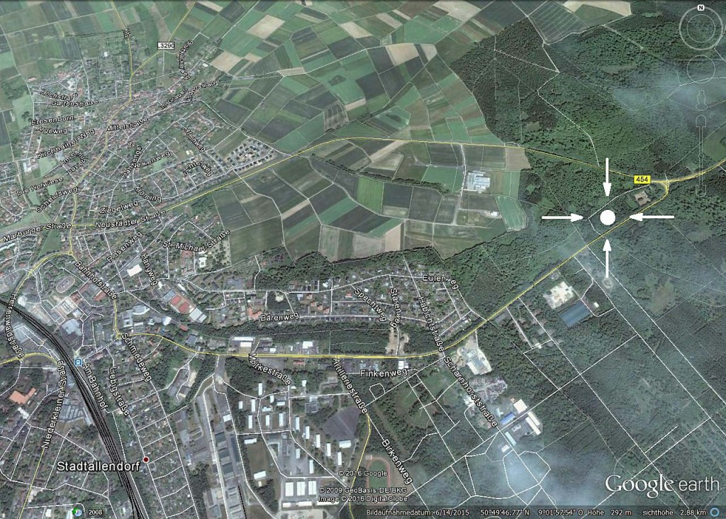 Stadtallendorf_Waldgelände